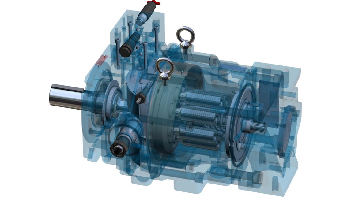 Logo Axial piston pumps