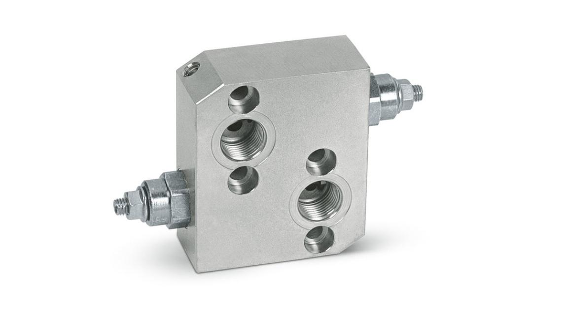 Logo Dual cross relief valves