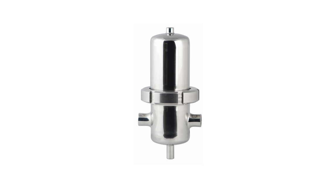 Logo SPF - Stainless steel sterile filters
