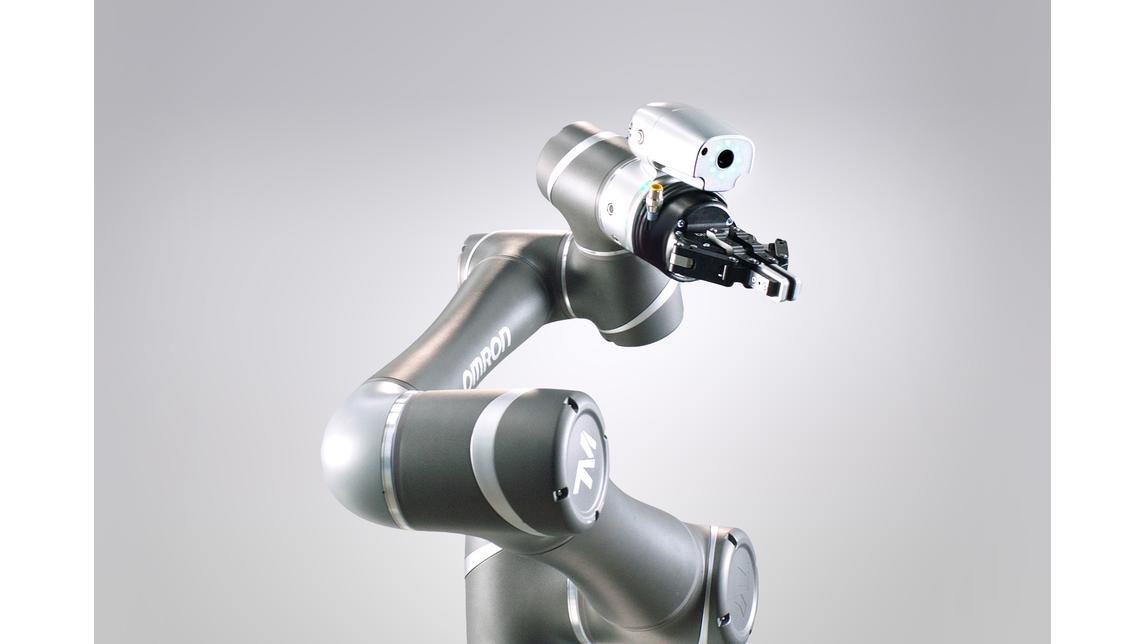 Logo Kollaborative Roboter der TM-Serie