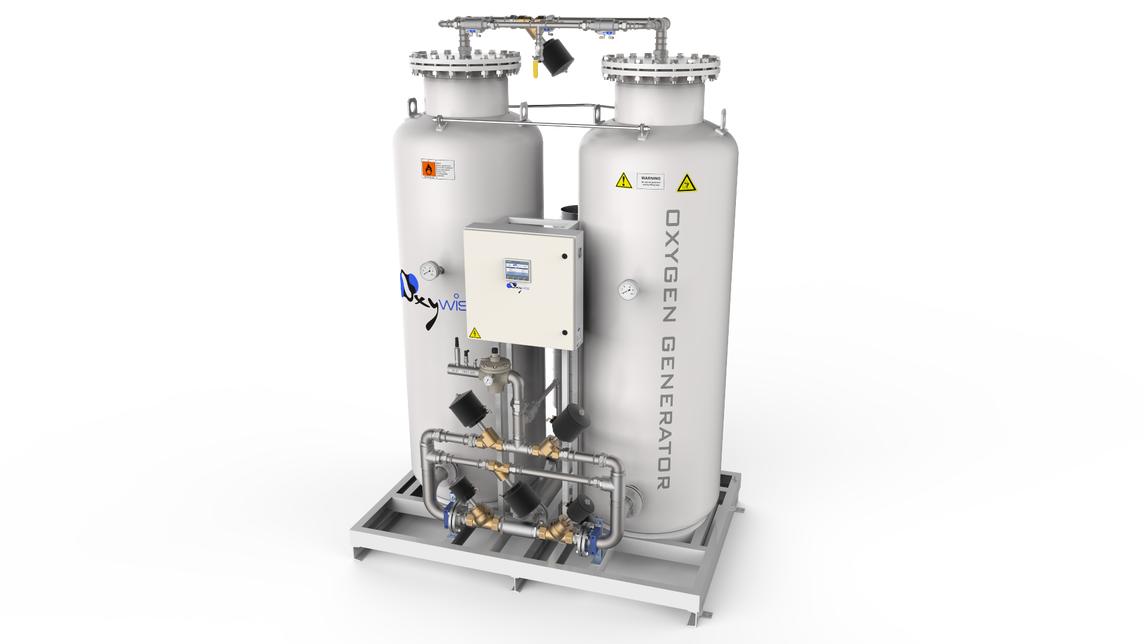 Logo Sauerstoff Generator