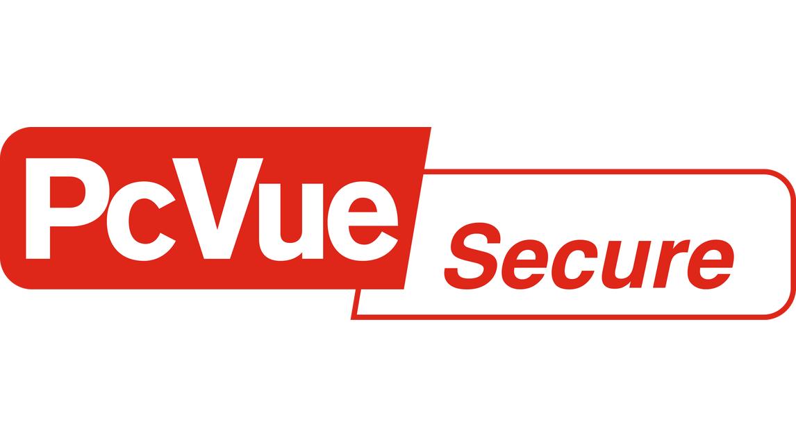 Logo PcVue Secure