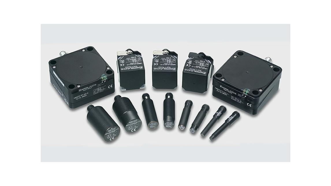 Logo Special Proximity Sensors