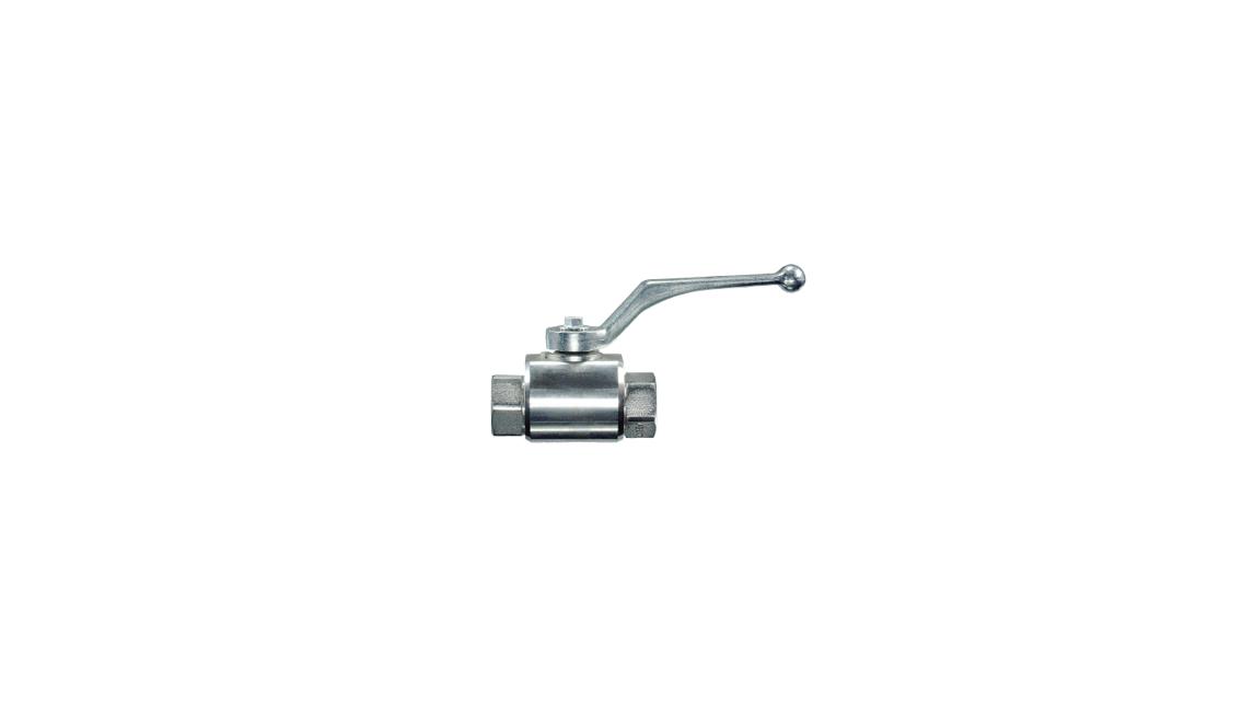 Logo High pressure flange ball valves