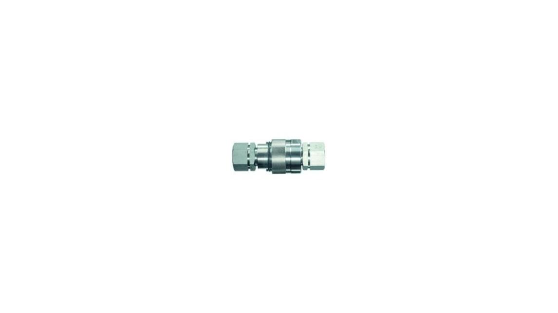 Logo Quick disconnect screw couplings