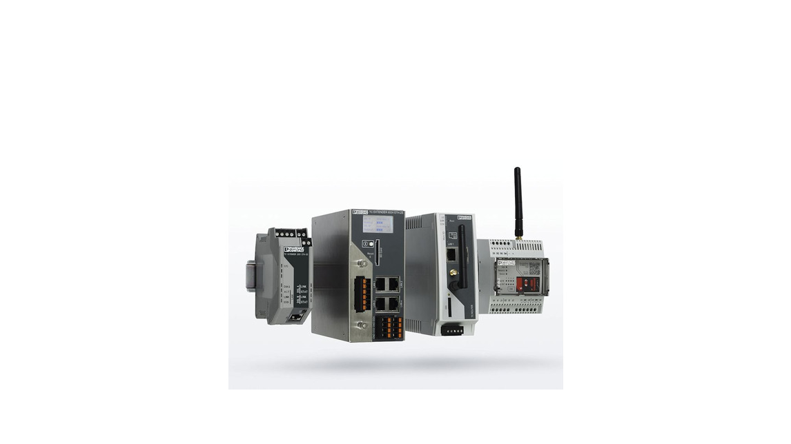 Logo Industrial communication technology