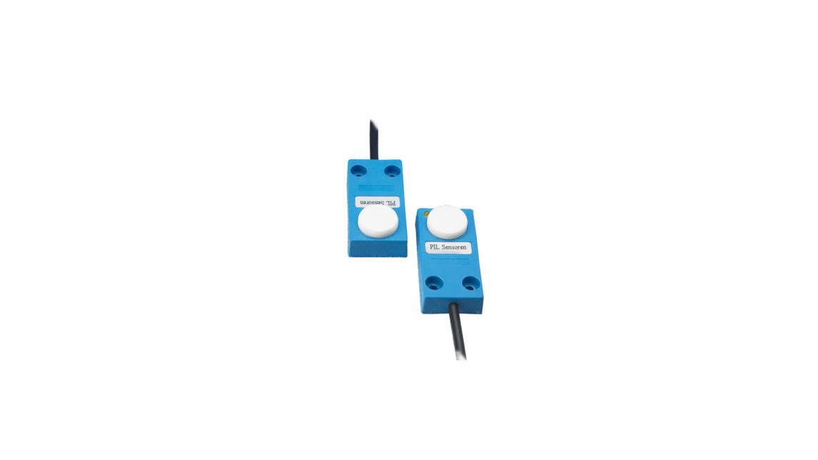 Logo Ultrasonic sensor P48 series