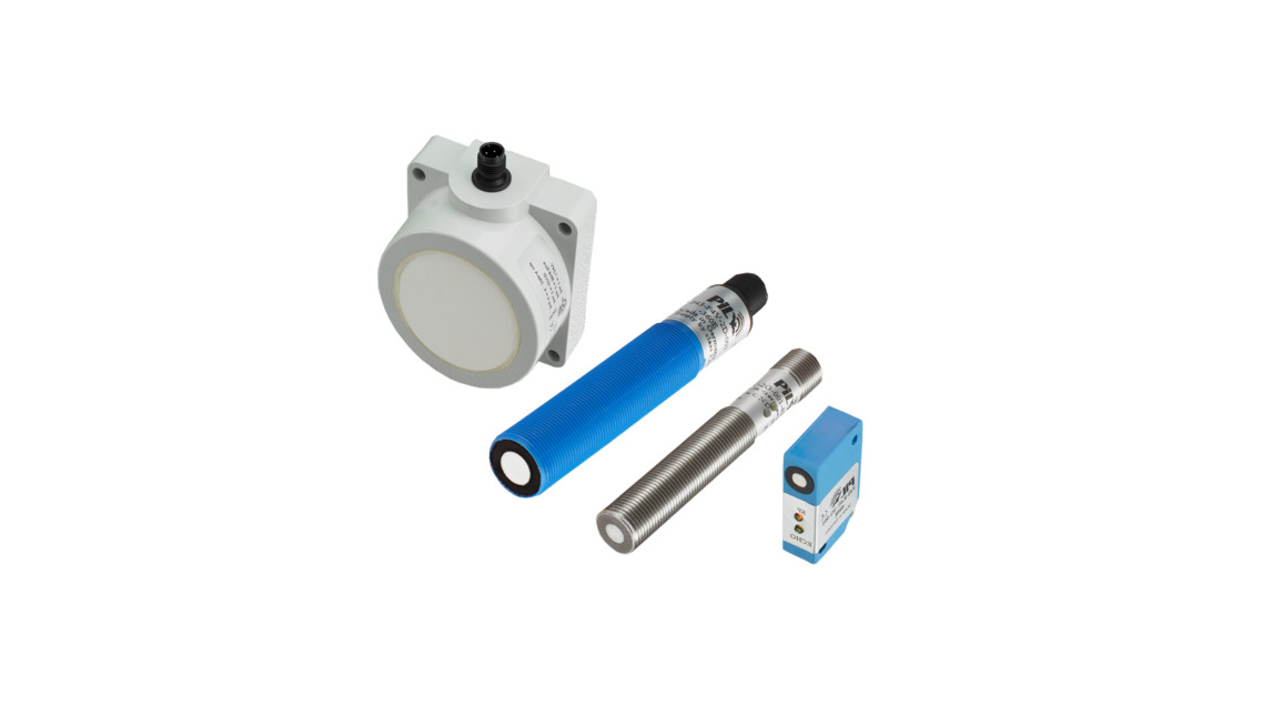 Logo Ultrasonic sensor P43 series