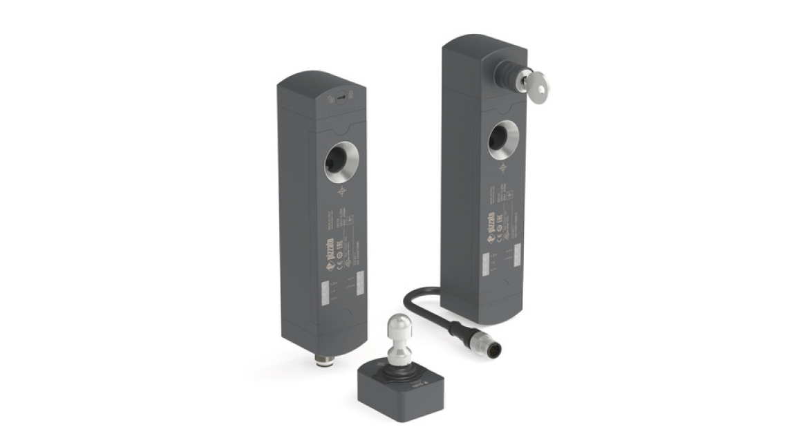 Logo NS series safety switches