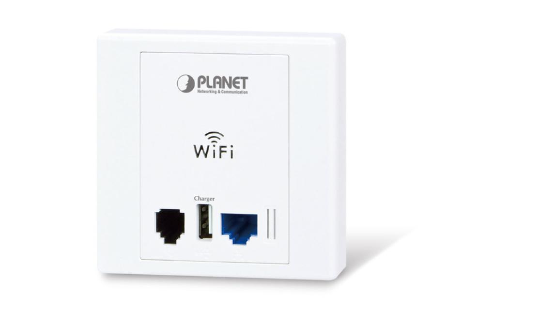 Logo 802.11n Wireless In-wall PoE(WNAP-W2200)