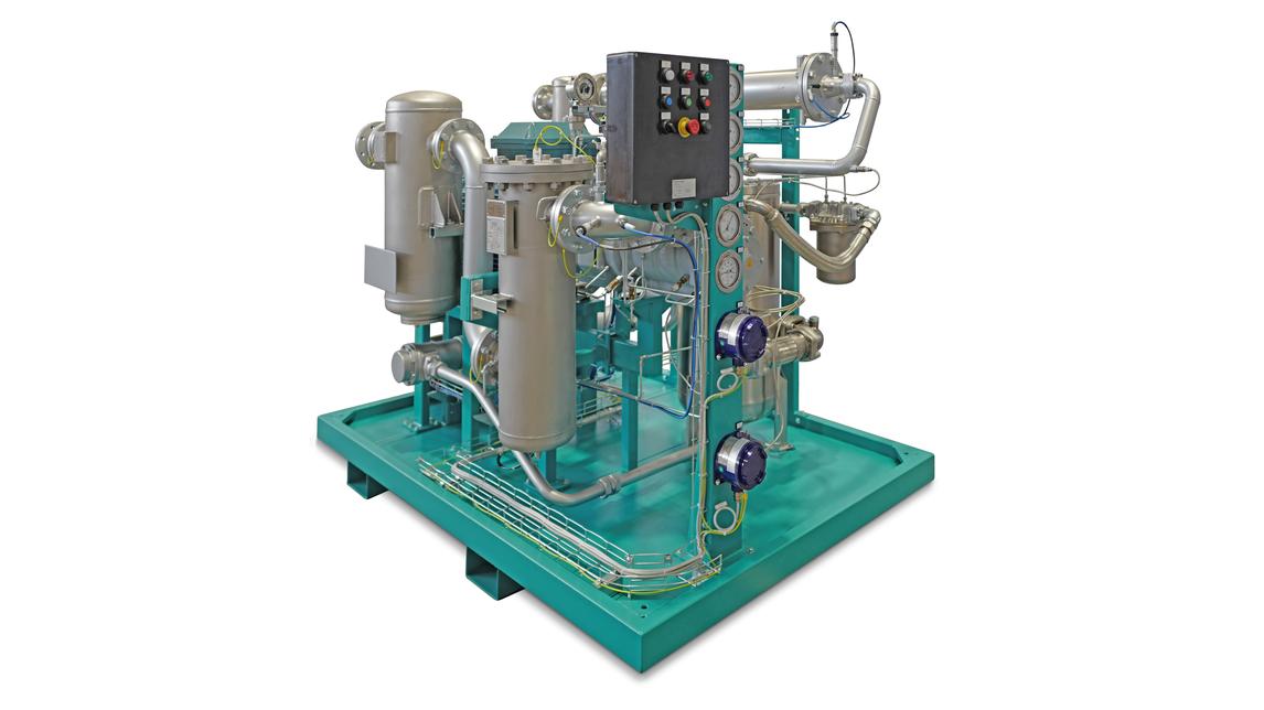 Logo K Series Rotary Vane Gas Compressors