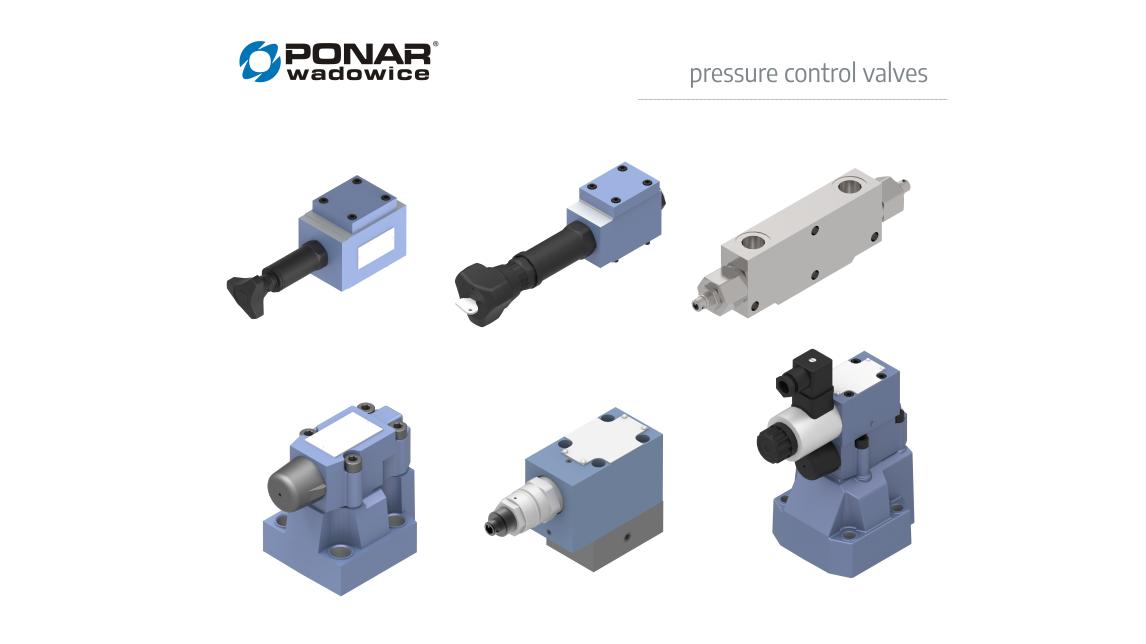 Logo Pressure Control Valves