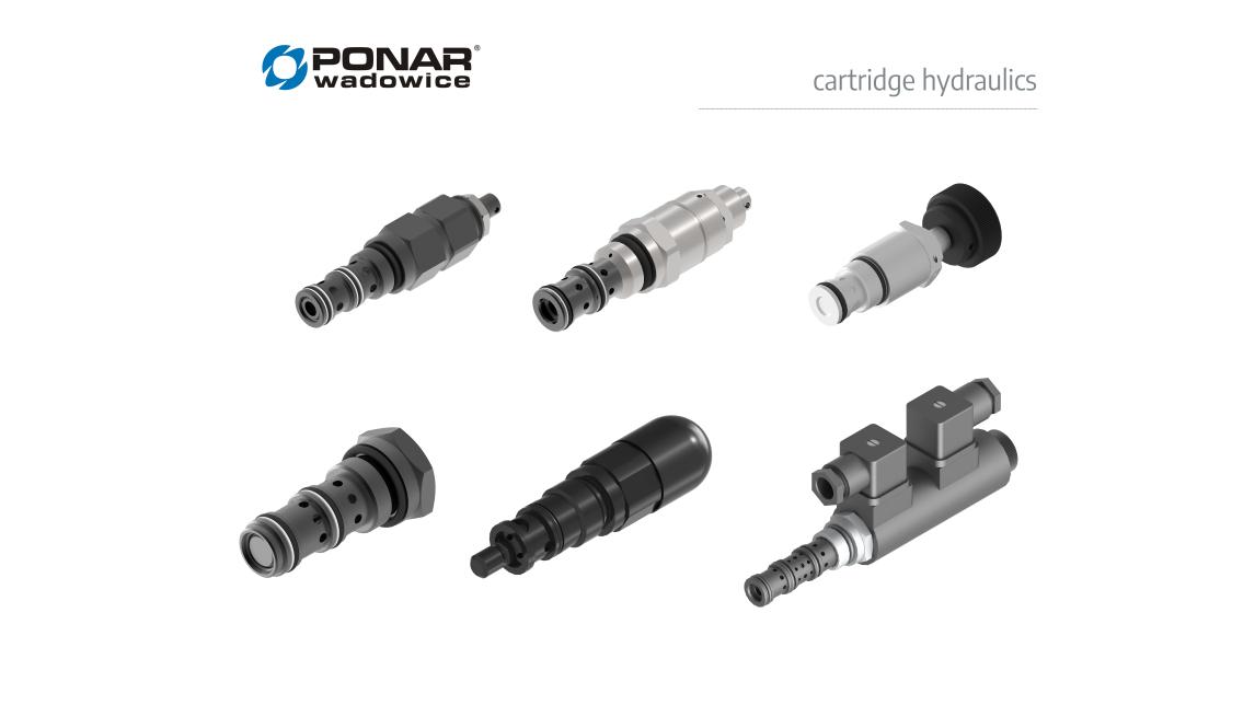 Logo Cartridge hydraulics