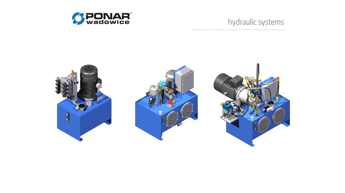 Logo oil hydraulic systems
