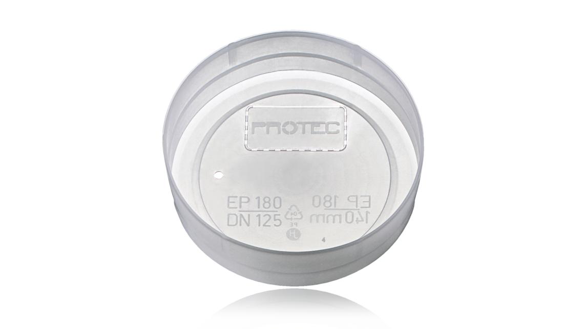 Logo EP 180 Pressure Pipe Uniplugs