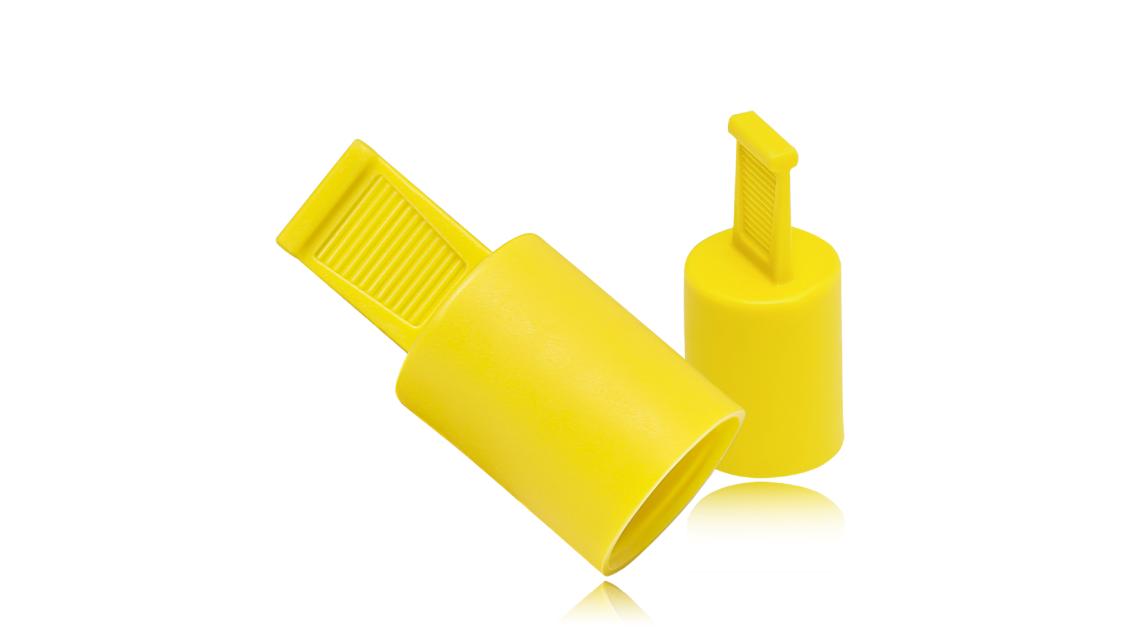 Logo EP 210 Flexible Pull Tab Caps