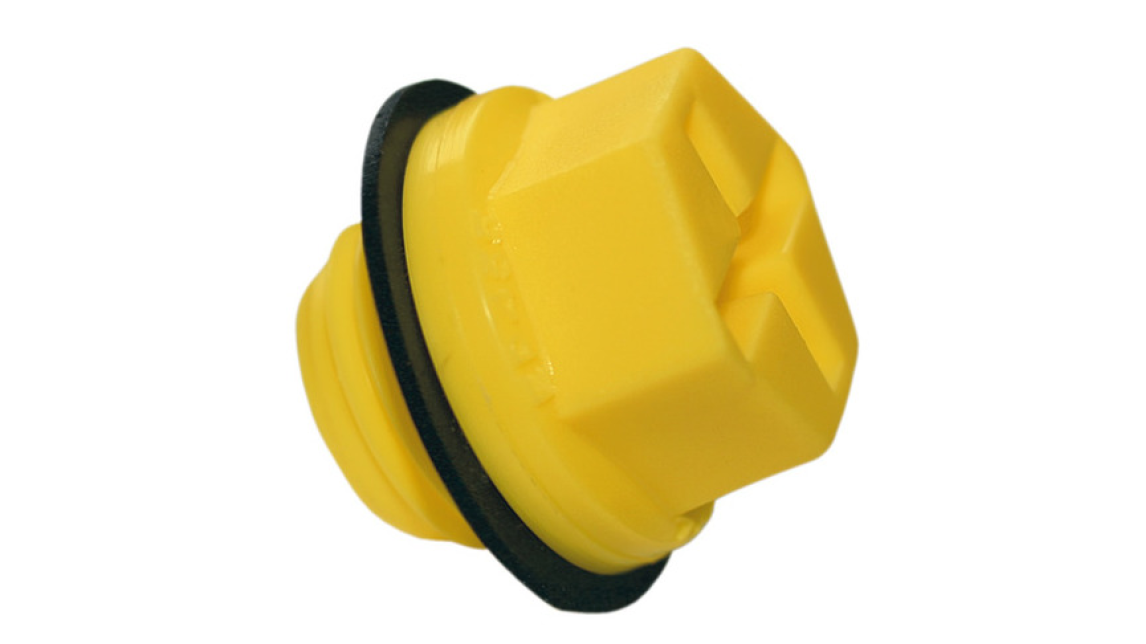 Logo EP 437 Threaded Sealing Plugs with asse