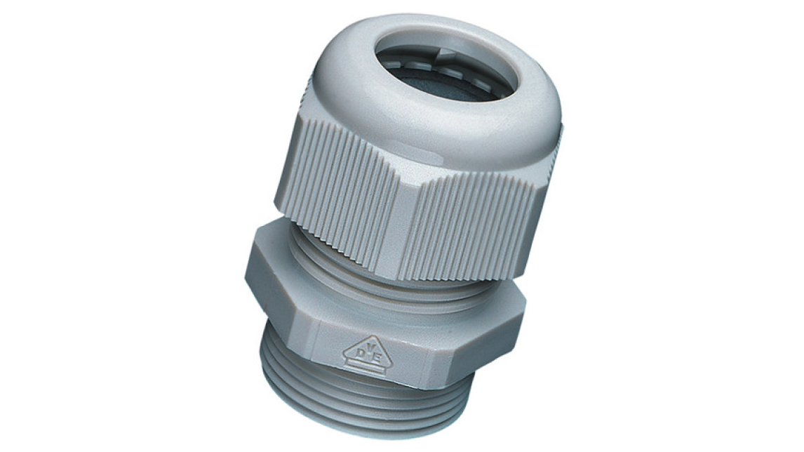 Logo EPN 250 Nylon Cable Glands - Liquid Tigh