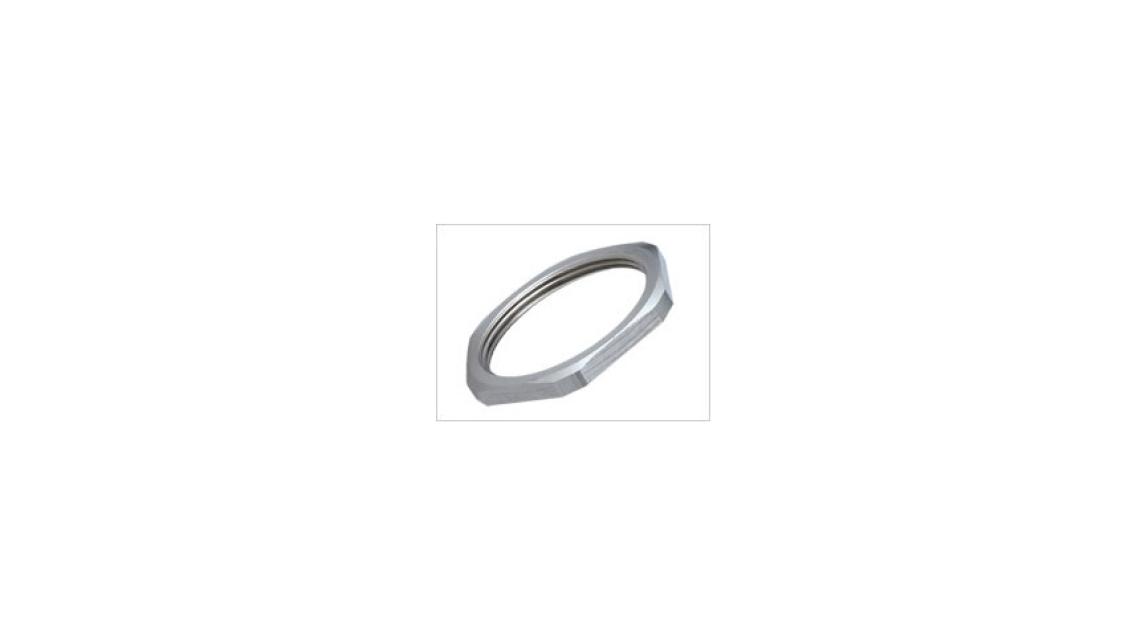 Logo EPN 710 Brass Locknuts flangeless