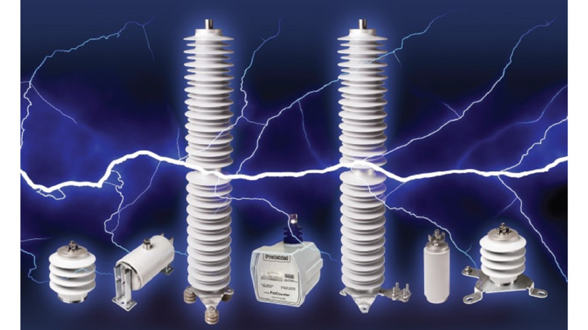 Logo Surge arresters PROXAR family for medium and high voltage