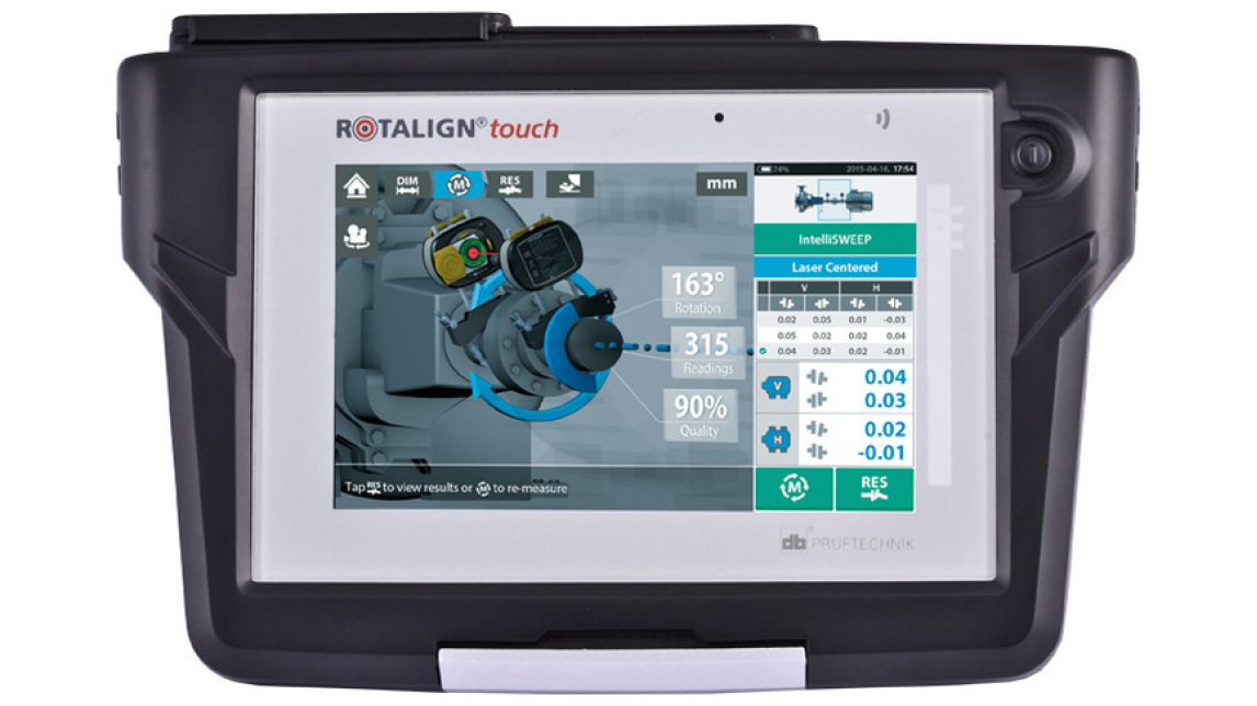 Logo ROTALIGN Touch