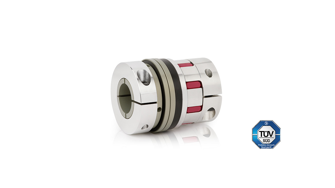 Logo Safetey Couplings lightweight series SL