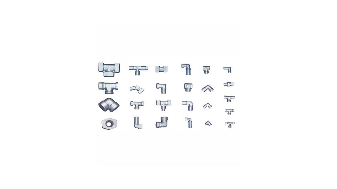 Logo Gesenkschmiedeteile aus Stahl und Edelstähle