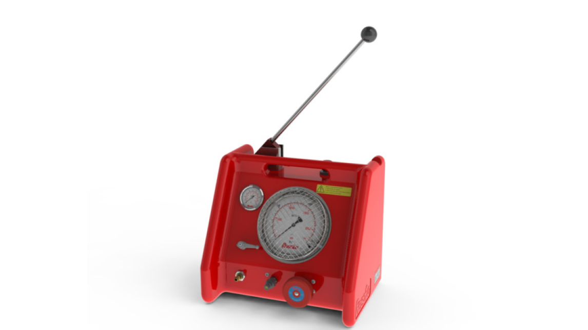 Logo Lightweight mini pump unit