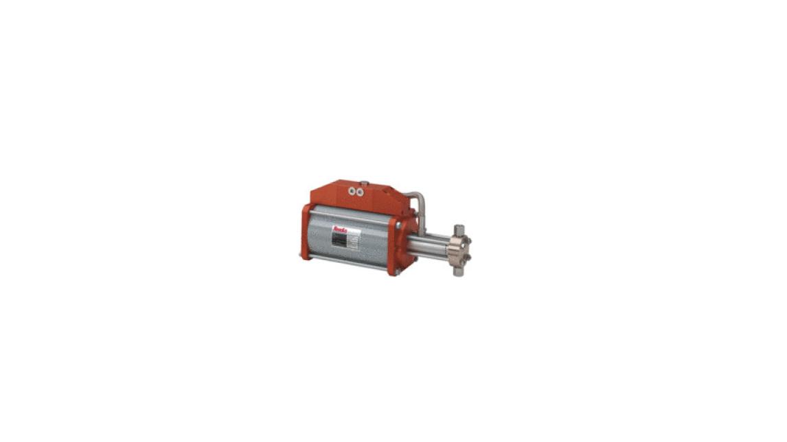 Logo Air driven gasboosters