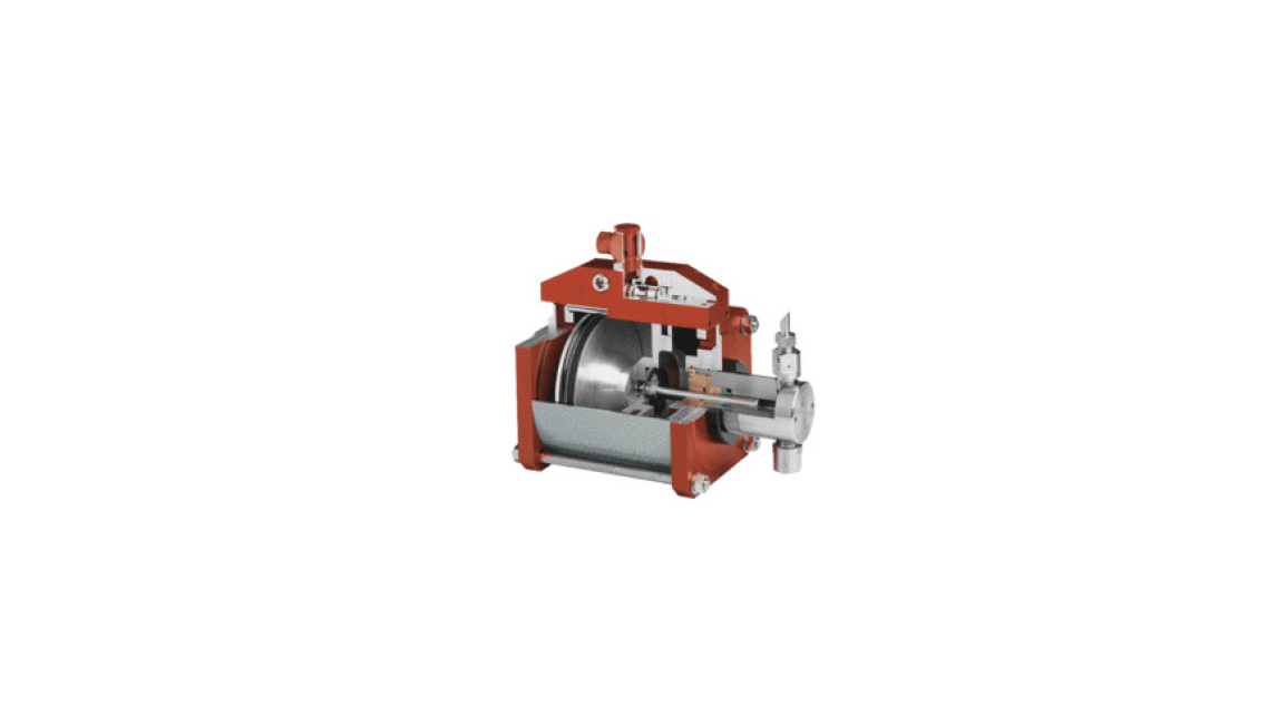 Logo Air driven high pressure pumps