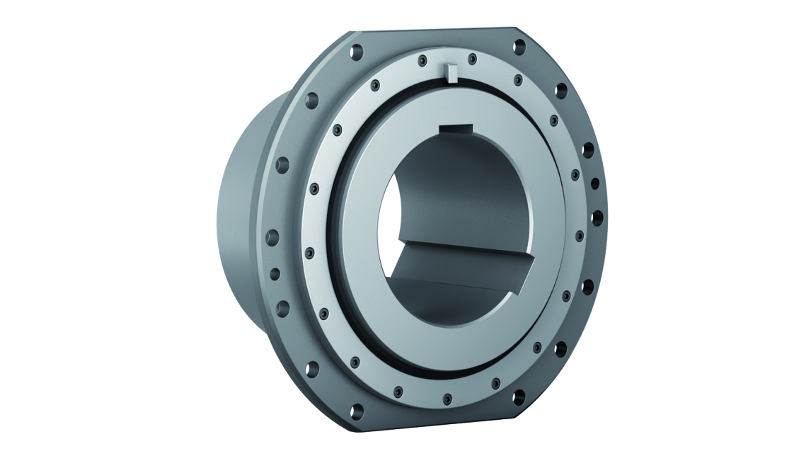 Logo RINGFEDER® TNK Barrel Couplings