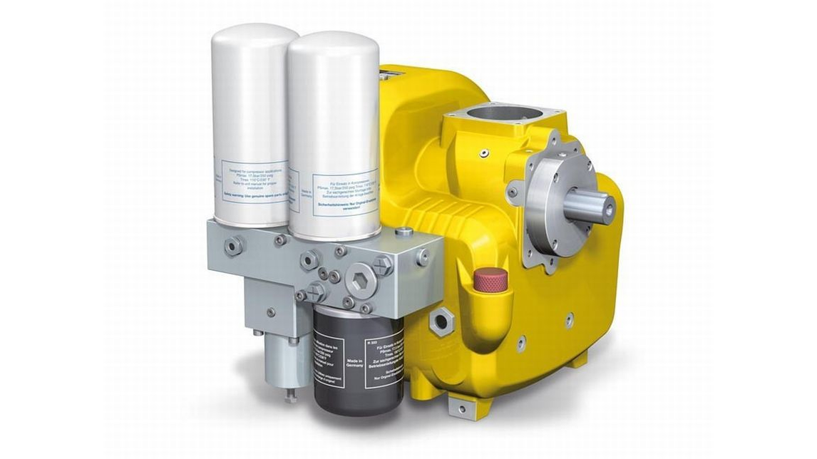 Logo EVO®-NK-GAS - Screw Compact Unit