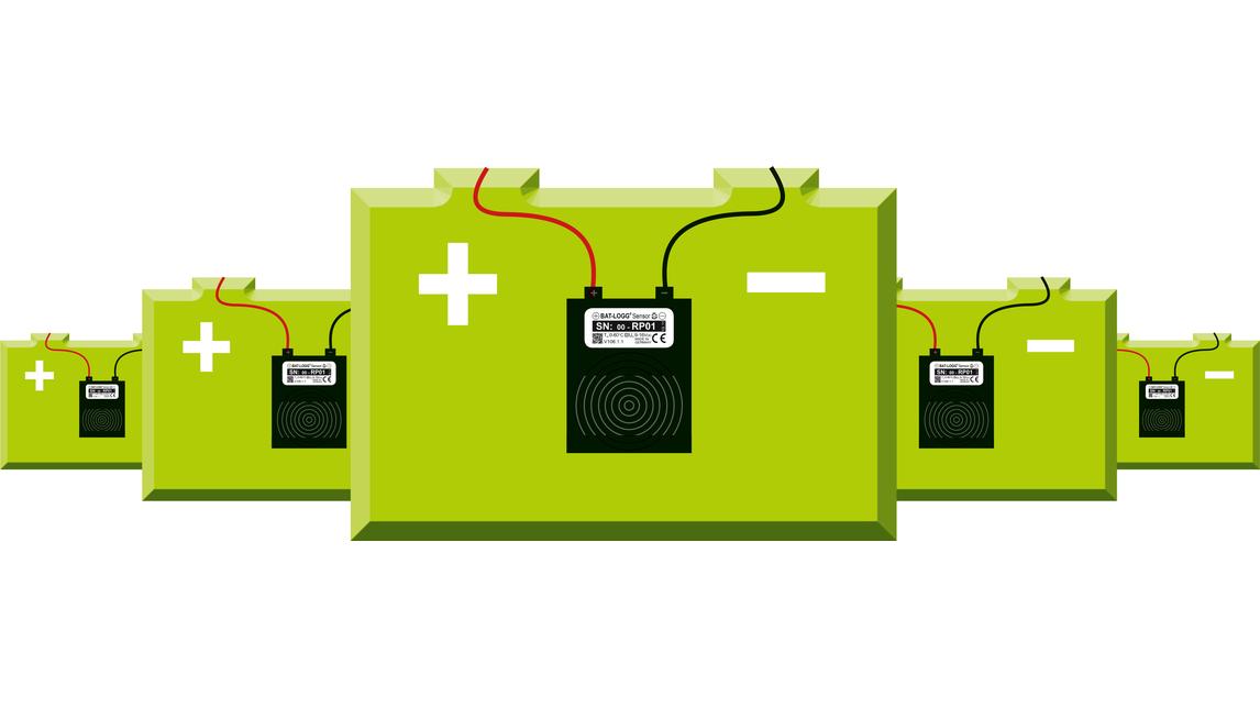 Logo BAT-LOGG Batterieüberwachung