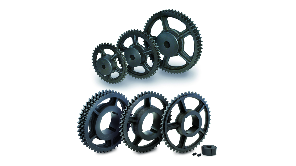 Logo Cast iron Sprockets