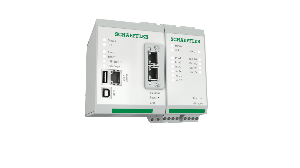 Logo Schaeffler ProLink CMS