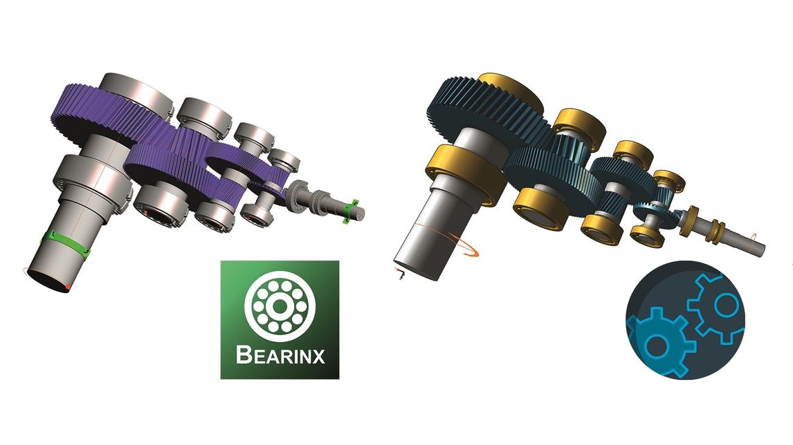 Logo Datenschnittstelle REXS