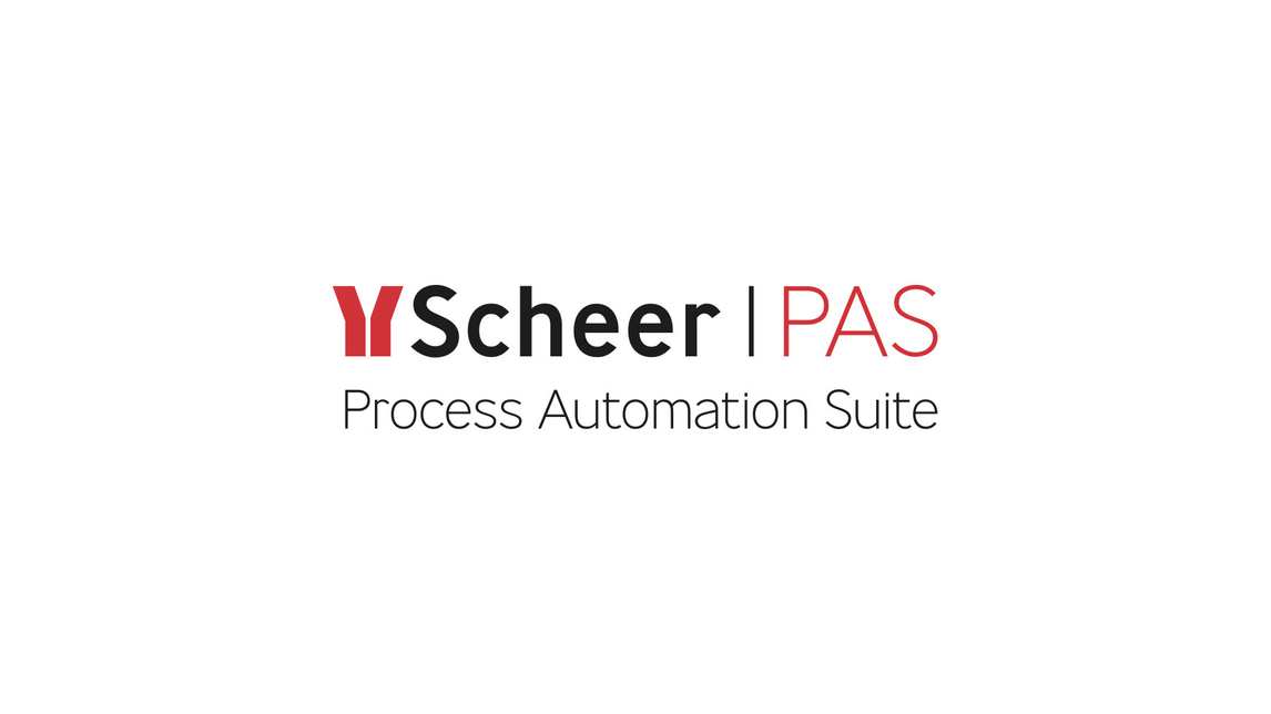 Logo Scheer Process Automation Suite