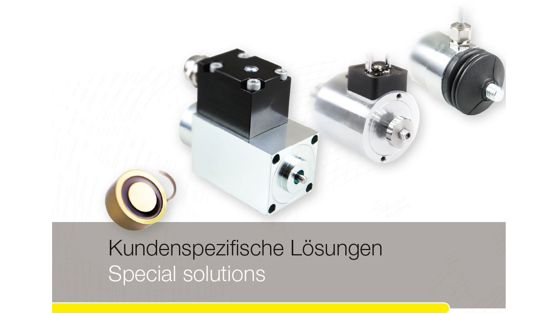 Logo Special solutions