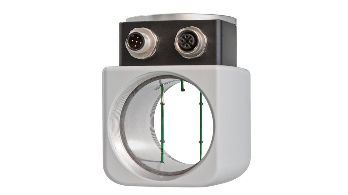 Logo SCHMIDT® InLine-Volumenstromsensor
