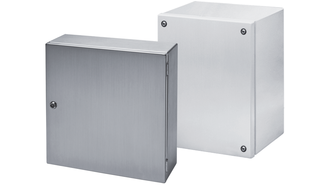 Logo nVent HOFFMAN Stainless Steel Enclosure