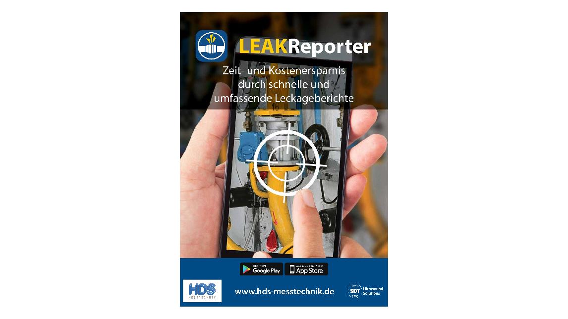 Logo SDT LEAKReporter