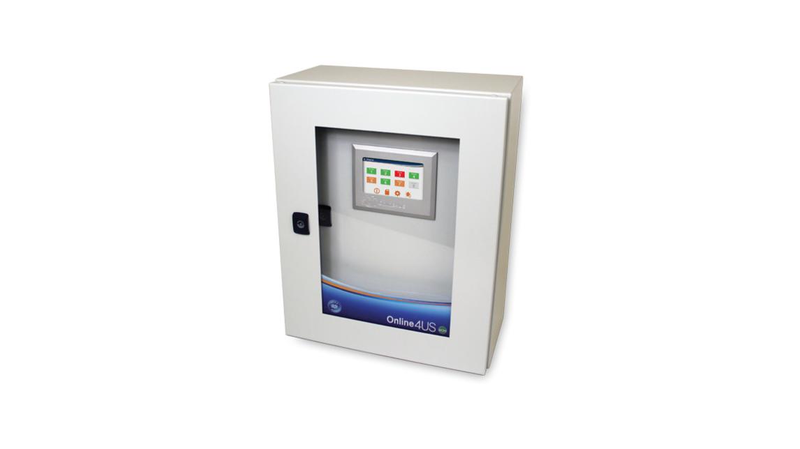 Logo Ultraschalldetektor SDT270