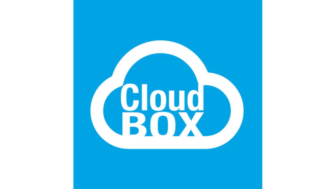 Logo Cloud BOX