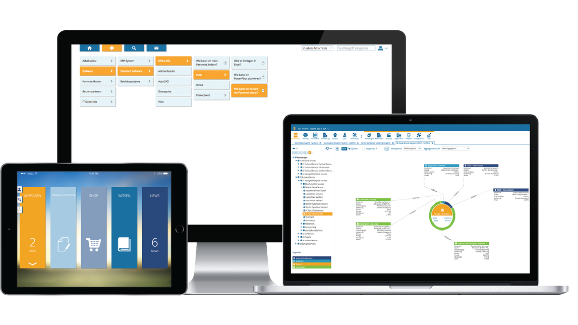 Logo Enterprise Service Plattform (ESP)