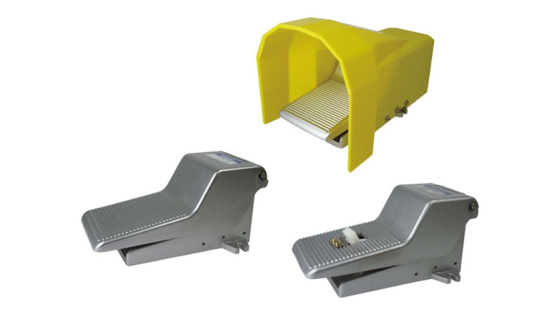 Logo Foot Pedal Valves:FSV8632/FSV8652 valves