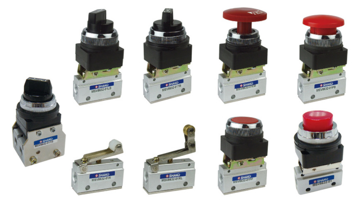 Mechanical Valve: MSV8632/MSV8642 series - Product