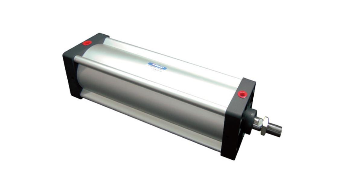 Logo ISO15552 Standard Cylinder: IC series
