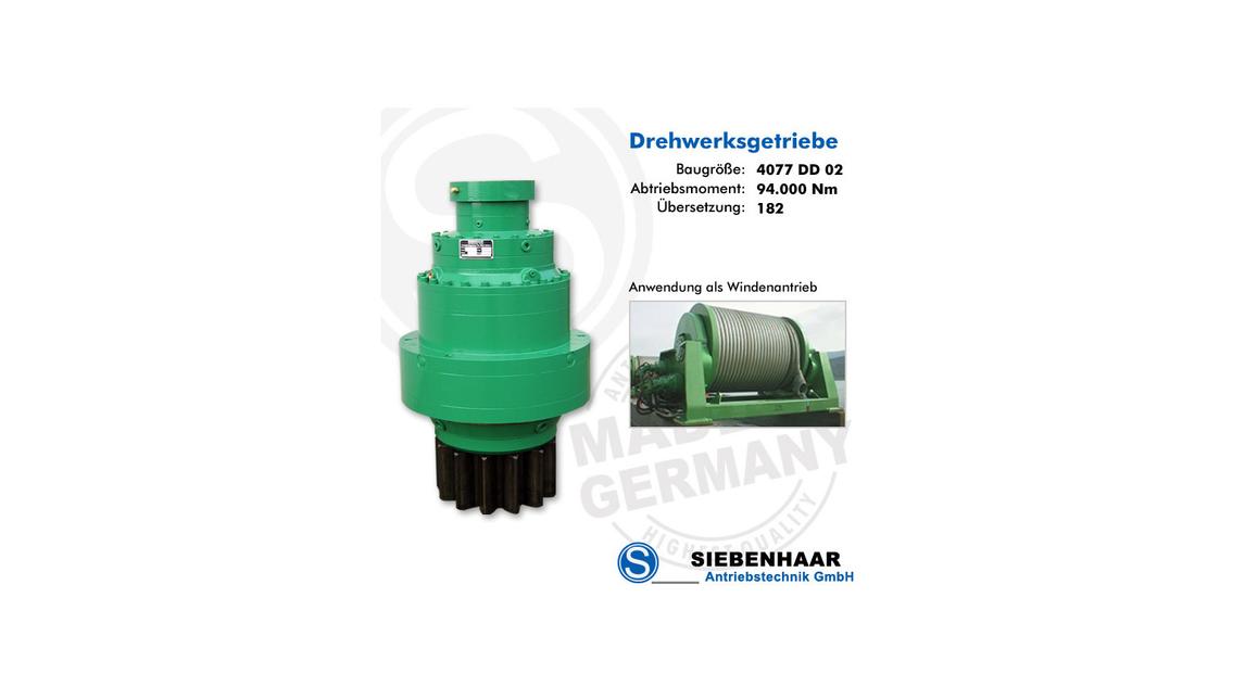 Logo Dreh- und Schwenkwerksgetriebe