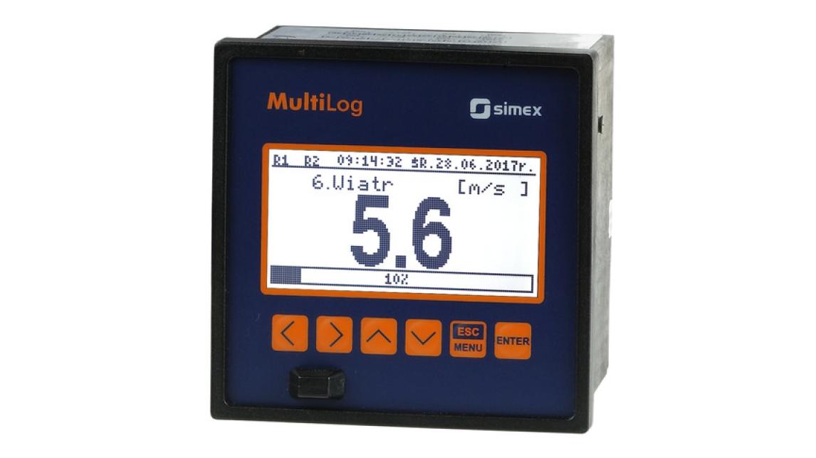 Logo MultiLog SRD-99X