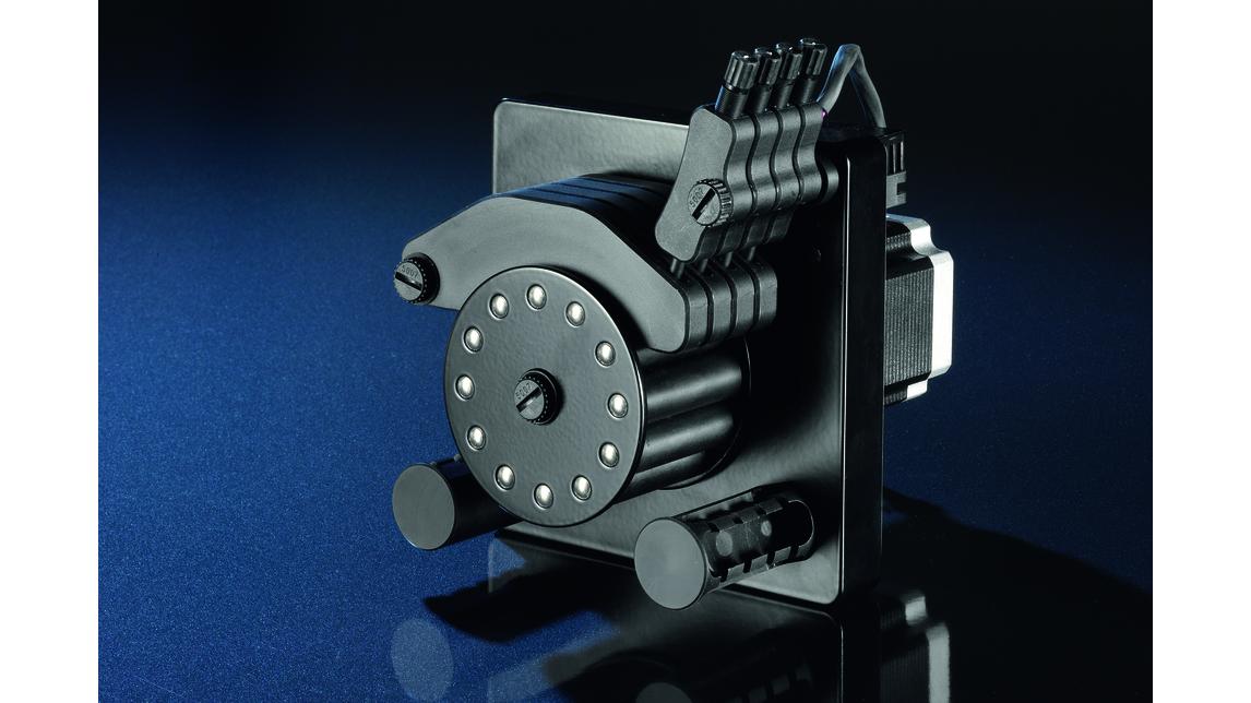 Logo Peristaltic Built-in pumps OEM Version